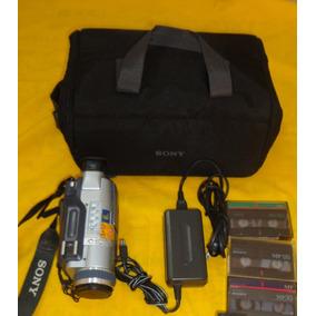Filmadora Sony Digital 8 Japonês Vcr-trv300 - Defeito