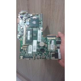 Placa Mãe Notebook Do Cce Info Ncv-c5h6f + Proce E Memoria