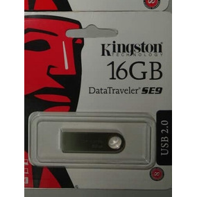 Pendrive Kingston 16gb Nuevo