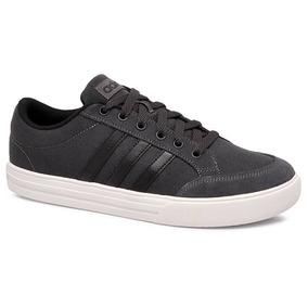 Tênis adidas Vs Set B43908 Carbono/preto