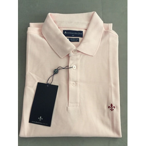 Camisa Polo Masculina - Calçados, Roupas e Bolsas Rosa no Mercado ... 2ccd5c5389
