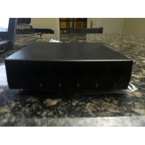 Switch De 5 Puertos Max Power