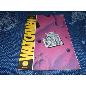 Hq Watchmen Nº 4 - Alan Moore - Editora Abril - 1999