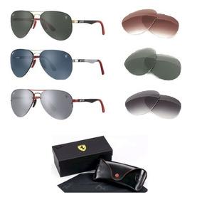 Oculos Rayban Original Masculino - Óculos De Sol no Mercado Livre Brasil d8241234e4