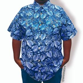 Camisas Sociais Tamanhos Grandes Gordinhos De Até 160 Kilos. 25. 565  vendidos - São Paulo · Camisa Social Masculina - Floral - Até Tam. Plus Size 353b3e164d288