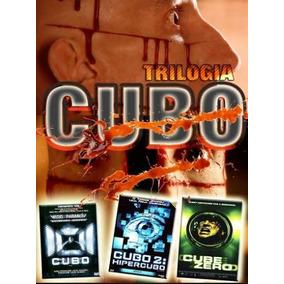 Trilogia Cubo 3 Dvds 3 Filmes Legendado E Dublado Portugues