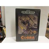 Cobra Usado Para Sega Genesis