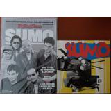 Revista X 2 Rolling Stone Edición Especial Sumo Y A C