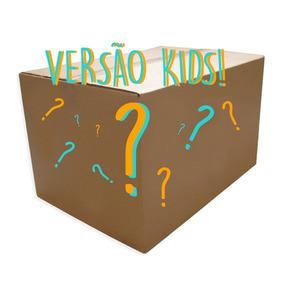 Caixa Misteriosa - Versão Kids!!!