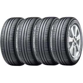 Combo 4 Pneus Xm2 Grand Siena Tip 185/65r14 Energy Michelin