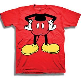 Playera Mickey Mouse Cuerpo Completo Disney Clasica Cn Envio