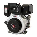Motor Diesel Toyama Partida Elétrica 10hp Com Rabeta 2.80