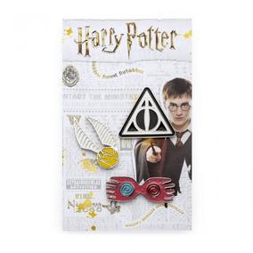 Cartela De Pins Harry Potter Magic