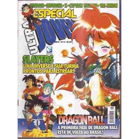 Especial Ultra Jovem Nº 16 Dragon Ball / Salyers