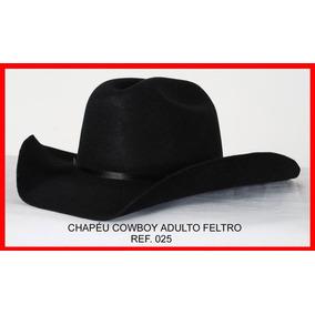 12 Unidades Chapéu Cowboy Country Festa Fantasia 615c07a853c