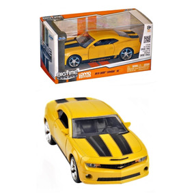 1:32 Jada Bigtime Muscle Lopro Edition 2010 Chevy Camaro Ss