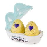 Hatchimals Colleggtibles Pack 2 Huevos Amarillos Spin Master