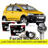 Tuercas Seguridad Volkswagen Crossfox 1.6 L