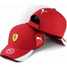 Boné Ferrari Puma Vermelho Top O Mais Vendido Do Site af4d6ab3e90