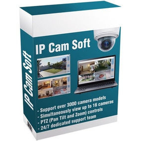 Ip Cam Soft Basic 1.0.2.1 (configurar Câmeras Ip)