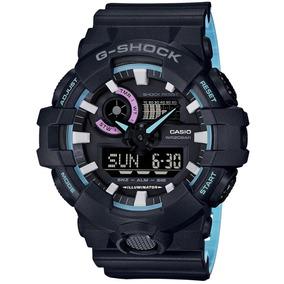 Relógio Casio G Shock Ga700pc-1adr. Original. Leia O Anúncio