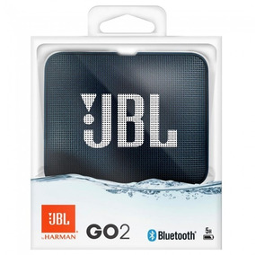 Caixa De Som Jbl Go 2 Portátil 3w Original Bluetooth