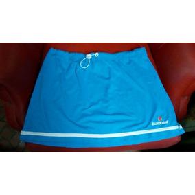Saia Para Jogar Tênis Babolat Tamanho M Cor Azul