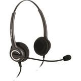 Headset Duplo Tx11 Amplificado Rj9 Avaya Yealink Alcatel