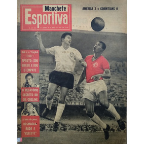 Revista Manchete Esportiva Nº 181 (09.05.1959)