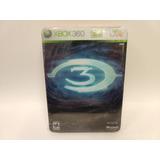 Halo 3 Xbox 360 Edicion Limitada Nuevo Sellado Juegazo!