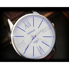 3852aefafa0 Relógio Masculino Yazole 315 Original Pulso Promoção Luxo