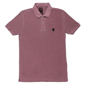 5358cf43929b9 Camisa Polo Masculina Stone Made In Mato Original 23999