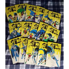 Colección Comics Batman Clarin