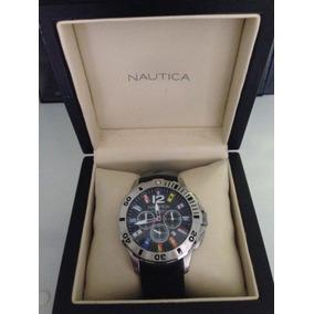 28bb6ceb859 Relogios Nautica Usado - Relógio Nautica Masculino