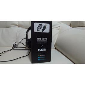 Headset Gamer Bq-9800-usb Gaming
