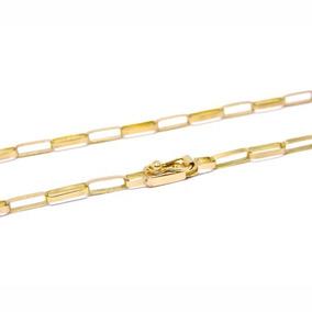 Cordão Masculino Cartier 7 Gramas Ouro 18k 750 Maciço 60 Cm