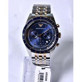 779c9a71251 Relógio Emporio Armani Ar6088 Original + 3 Anos De Garantia