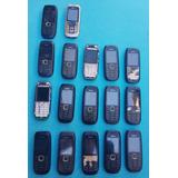 Lote Com 17 Celulares Nokia 1616 (leia A Descrição)