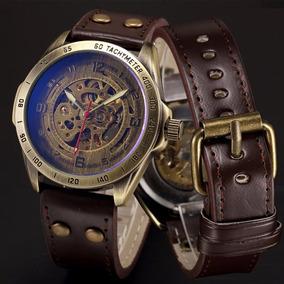 d90815dd448 São Paulo · Relógio Masculino Esqueleto Shenhua Automático Frete Grátis