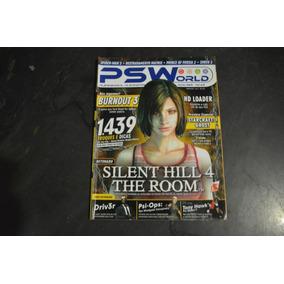 Psworld 9 Silent Hill 4 Revista