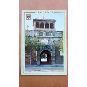 V-8598 - Cartao Postal Espanha Pamplona