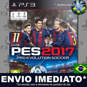Pes 2017 - Pro Evolution Soccer 2017 - Ps3 - Psn - Promoção