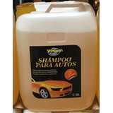 Shine & Clean Shampoo Para Autos Efecto Cera 10 Lts Envio Gr