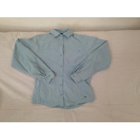 Camisa Rei Dama Talla S Upf 30+ Pesca Columbia Timberland