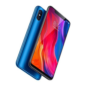 Celular Libre Xiaomi Mi 8 Azul Ram 6gb / Rom 64gb