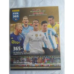 Coleção Completa 378 Cards Fifa 365 2016 Frete Grátis