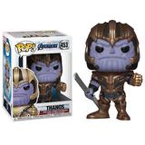 Funko Pop Thanos 453 - Avengers