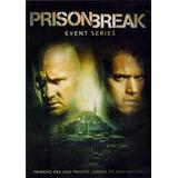Prison Break Event Series Resurrecion Temporada 5 Cinco Dvd