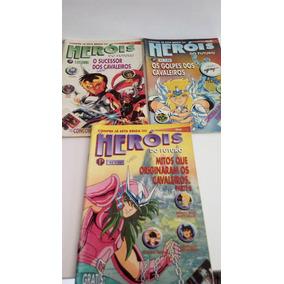 Revista Heróis Do Futuro