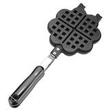 Wafleras Waffle Iron Kitchen Heart Shaped